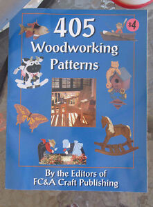 Sewing and Woodworking Patterns