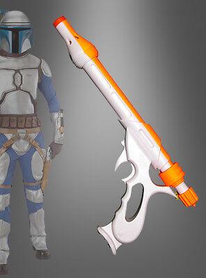 Jango Fett Blaster Pistole Star Wars Waffen Spielzeug für Kinder ()