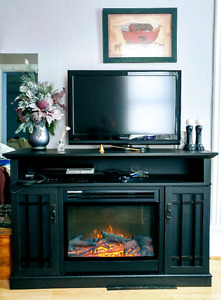 Media Fireplace (electric)