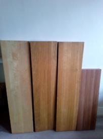 Ikea Lack Floating Shelves x4