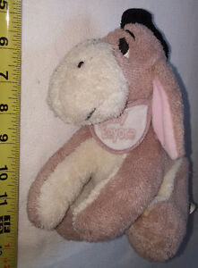 Eeyore with Baby Bid Plush Toy