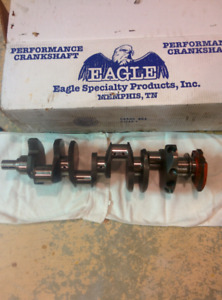 Chevy 383 stroker crankshaft