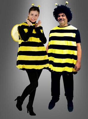 Plüsch Bienenkostüm für Erwachsene - Erwachsenen Bienen Kostüme