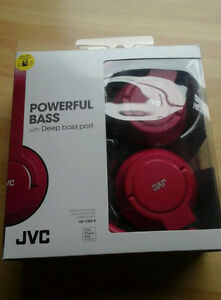JVC Power bass Headset