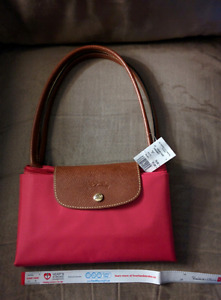 Brand New large Longchamps Pliage tote