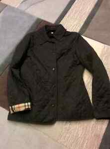 Women's Burberry Jacket and scarf
