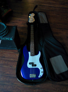 Squier affinity P-Bass