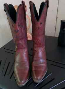 Justin Cowgirl Boots Peterborough Peterborough Area image 1