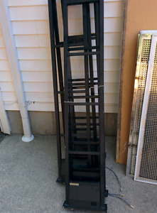 6 gates for store security system, 3 sets