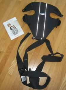 Baby Bjorn - baby carrier/backpack