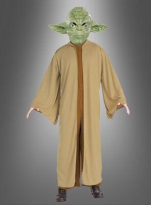 - Kinder Yoda Kostüme