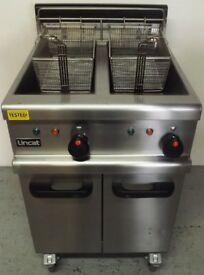 Used Lincat 2 Pan 2 Basket Fryer Hire/Buy over 4 Months using Easy Payments