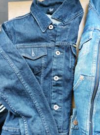 Diesel & MNGJeans Pack of 2 Women's Denim Jackets S/XS