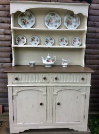 Tremendous Shabby Chic Welsh Dresser For Sale Other Dining Living Download Free Architecture Designs Salvmadebymaigaardcom