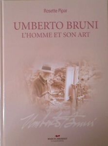 UMBERTO BRUNI- LIVRE D'ART DE COLLECTION