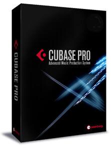 Cubase 9 PRO \ Pro Tools HD Full Version  Win x64  Mac OSX