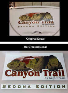 Decal Re-Creation Services