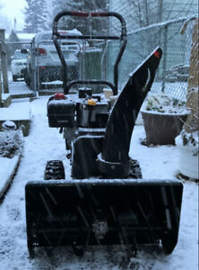SOLD! Sears Craftsman Snowblower for Sale!