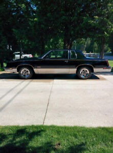 1986 Oldsmobile 442 Coupe