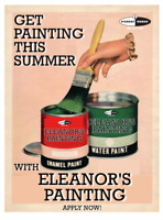 STUDENT PAINTERS AND MARKETERS