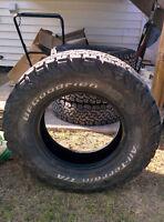 """16"""" BF Goodrich KO2 All Terrain T/A Tires"""