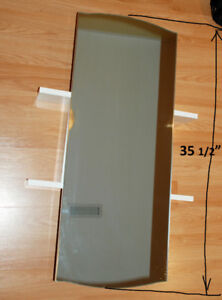 Bathroom Medicine cabinet w. mirror and shelves, modern design