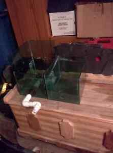 Two piece sump