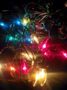 Lumières de Noël extérieur