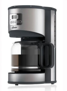 New 12-Cup Oster Coffee Maker - 50% off!