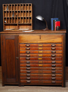 industrial furniture antique  deco and creation