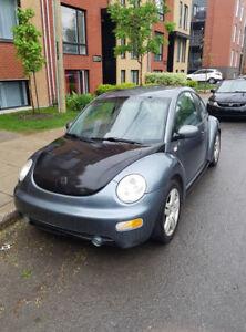 VW Beetle TDI Alh 2003 ***PRÊTE POUR L'HIVER***