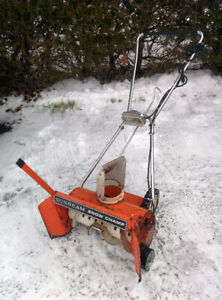 Sunbeam Electric Snow Blower