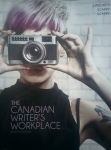 The Canadian Writer's Workplace Textbook + Online Code