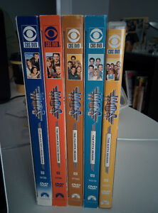 Wings the TV Show on DVD Seasons 1 through 6