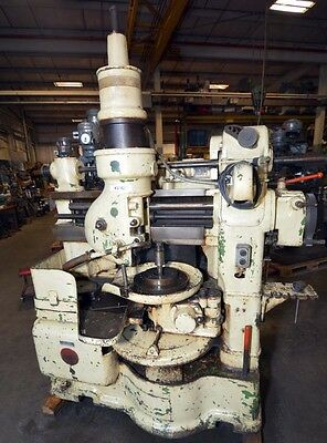Fellows Type 6a Model 615a Gear Shaper Inv.37420