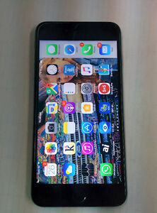 Apple iPhone 6 PLUS 64GB One Month Old SpaceGrey Mint Condition