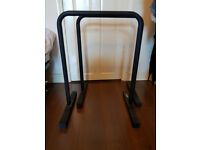 Gravity Fitness Tall XL Pro Parallettes - Dip Bars