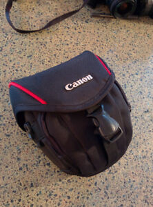 Canon carrying bag.