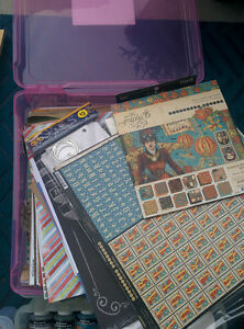 Scrapbooking ultimate set ($ REDUCED) Downtown-West End Greater Vancouver Area image 7