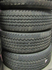 Good Used Tires 275/70/18 80% tread—FOUR TIRES