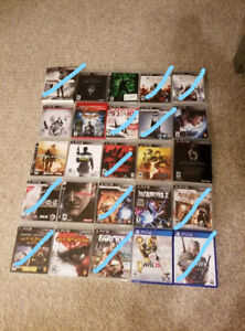 Playstation 3 Games, Sony Playstation 3 PS3 Excellent Condition