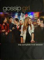 Selling Gossip Girl Seasons 1-6 on DVD