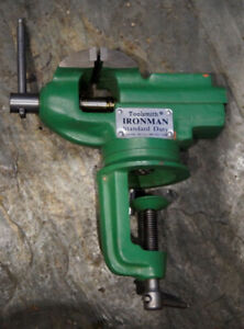 NEW TOOLSMITH ROTARY BENCH VISE ANVIL