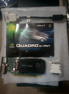 NVIDIA QUADRO 600 1 GB GDDR3 PCI EXPRESS GRAPHICS CARD