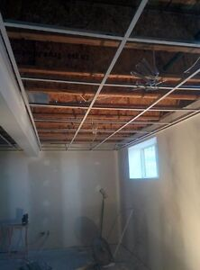 drywall,mudding/tapping paint & much more Moose Jaw Regina Area image 4