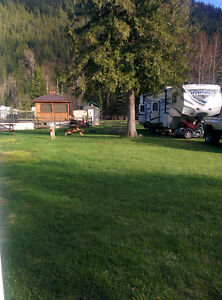 Lot 102- Shuswap Falls RV Resort, Enderby