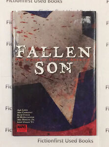 "Graphic Novel: ""Fallen Son, The Death of Captain America"""