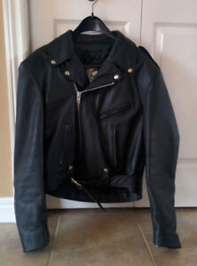 Bristol Leather Riding Jacket - Men's