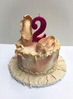 Custom made cakes and desserts for any occasion
