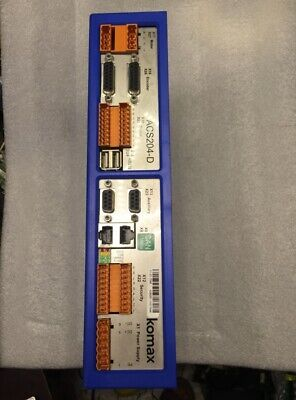 1pcs Used Komax Acs204dk22 Servo Drive